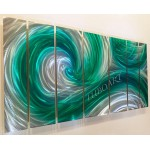"66""x24"" Ocean Dance (Color Options)"