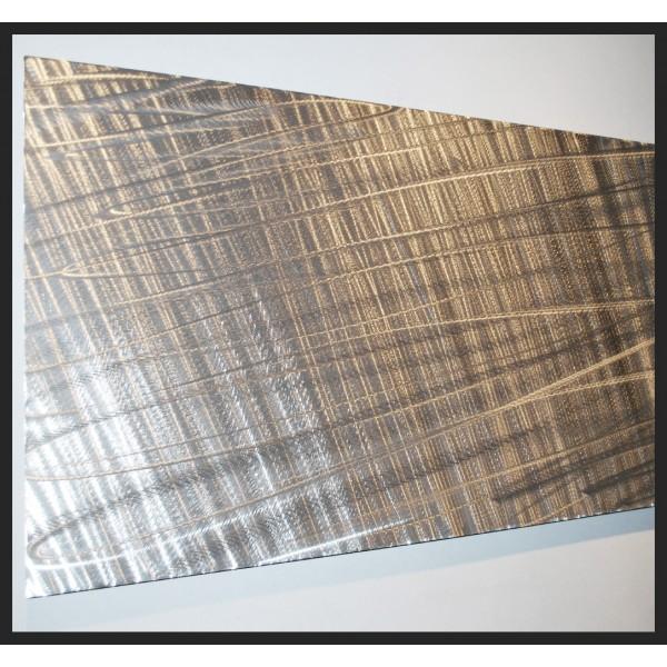 """60"""" x 24""""  Metal Fabric"""