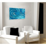 "60"" x 24""  Pacific Ocean Dance  (select size)"