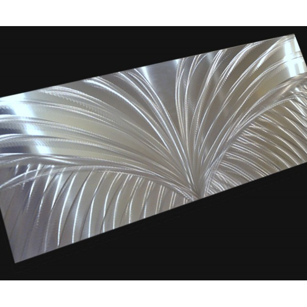 "36""-48""-60"" x 24"" Silver Wings  (select size)"