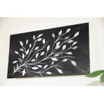 "Thracian Leaves - 24"" x 13"""